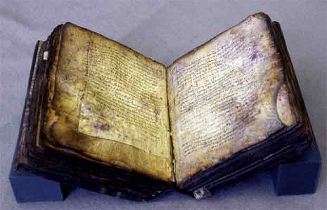 Archimedes Palimpsest, Courtesy of the Walters Art Gallery