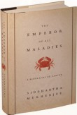 The Emperor of All Maladies book jacket