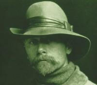 Edward Curtis portrait