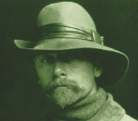 Edward Curtis portrait