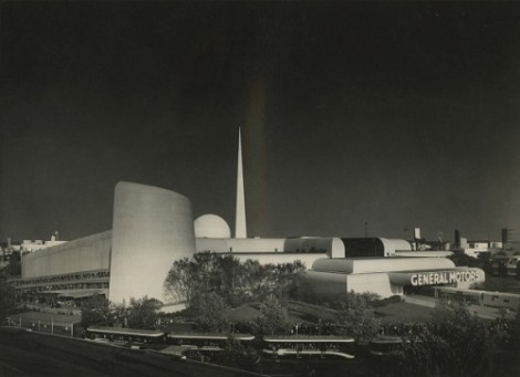 General Motors Pavilion, NY World's Fair.