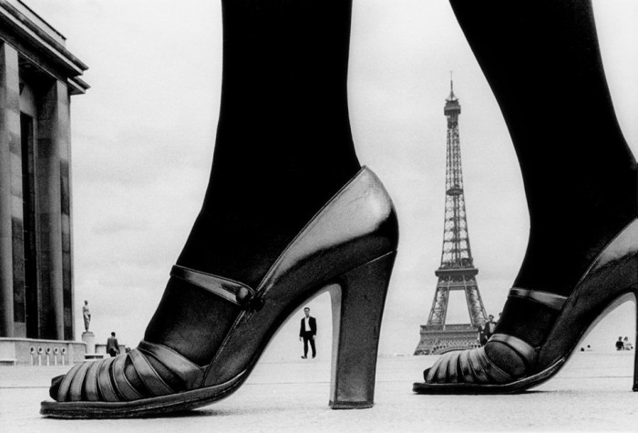 Image from Portrait of a City -Paris Courtesy of Taschen