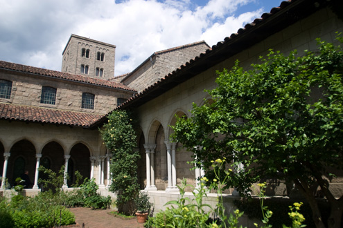 Cloisters Courtesy of MMA