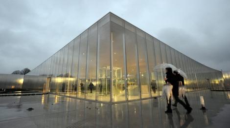 Louvre-Lens Museum. Credit: Yoan Valat, European Pressphoto Agency