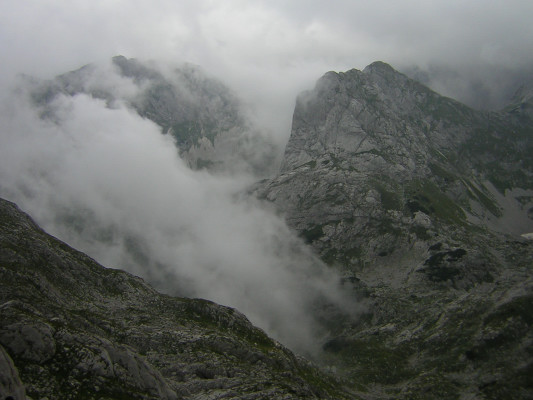 Durmitor Mountains