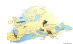Rewilding Europe Map