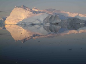 Arctic ice /Photo by Julia Rosen