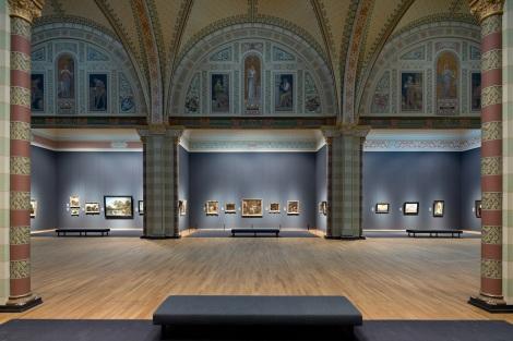 Gallery of Honour. Rijksmuseum. Photo by Iwan Baan. Courtesy of the Rijksmuseum
