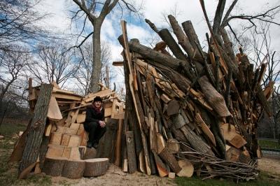 Treehouse at BBG Photo Caroline Voagen Nelson