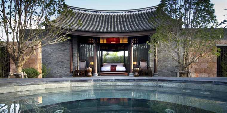 Banyan Tree Lijiang China