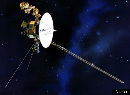 Voyager 1 Courtesy NASA