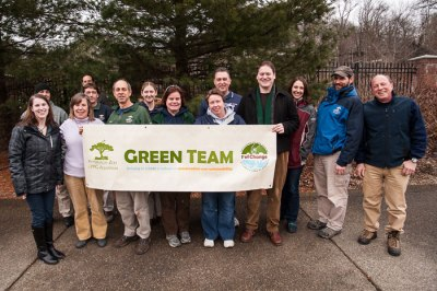 Green Team at the Pittsburgh Zoo & PPG Aquarium