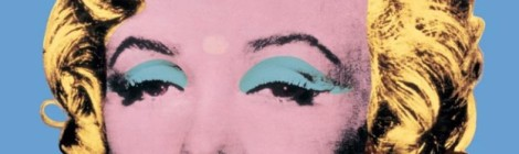 Andy Warhol Shot Blue Marilyn, 1964. Peter Brant Collection. All rights reserved.