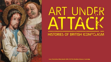 Art under Attack at the Tate Britain, London