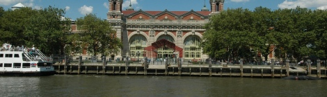 Ellis Island National Monument Copyright NPS