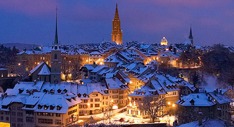 Wiehnacht Christmas In Bern Switzerland Green News Update