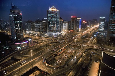 Beijing at Night,  courtesy of eChinaexpat
