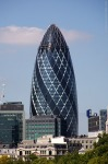 The Gherkin, an iconic new London landmark