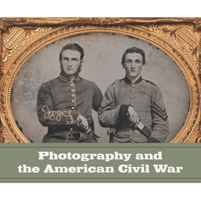 Off to war, portrait of two brothers