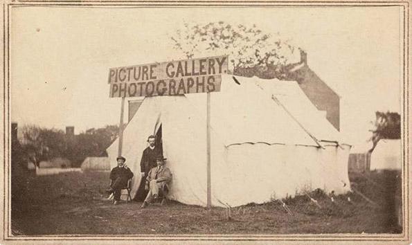 Unknown artist, Picture Gallery Photographs 1860s. Albumen silver print (carte de visite). The Metropolitan Museum of Art, New York Purchase