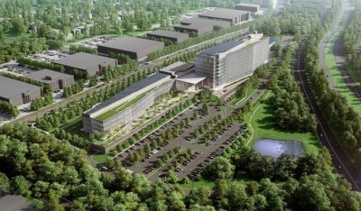 LG Electronics proposed hq