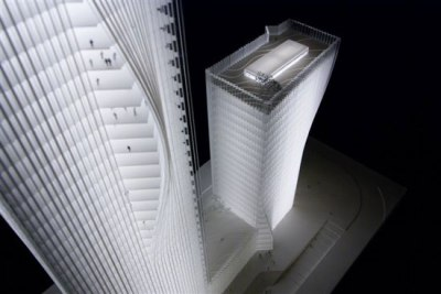"Shenzhen's ""origami"" tower for Shenzhen International Energy"