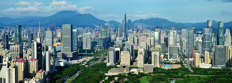 Shenzhen Futian Courtesy of Xublake