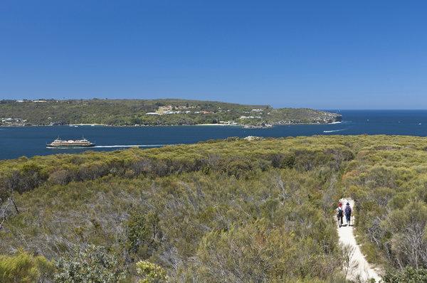 Sydney Harbor Hamilton Lund Destination NSW
