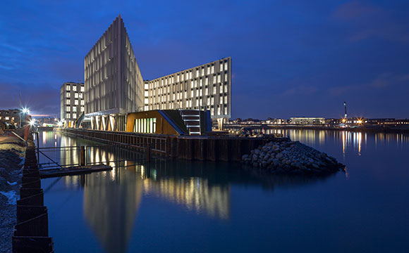 UN Green Headquarters in Copenhagen