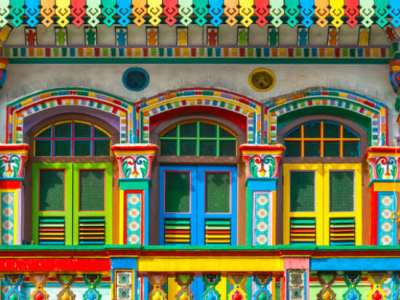 Little India in Singapore Credit Luciano Mortula via Shutterstock