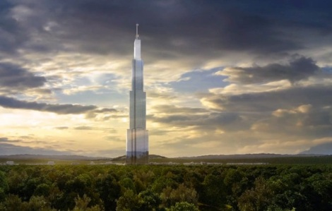 Sky City Tower rendering -220 stories