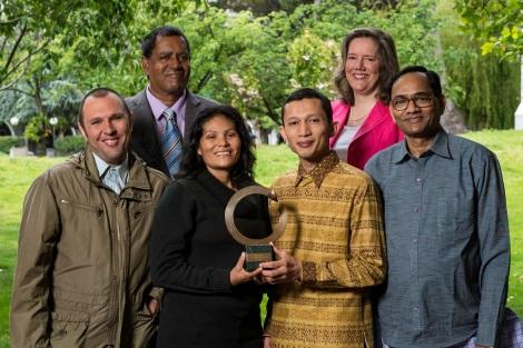 The 2014 Goldman Environmental Prize Winners!
