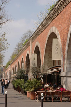 Promenade Plantee Viaducts, Paris