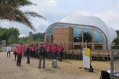 TechStyle-Haus Courtesy of the Solar Decathlon