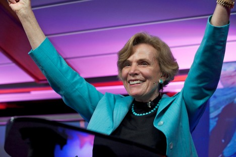 Dr. Sylvia Earle Image by Snodgrass