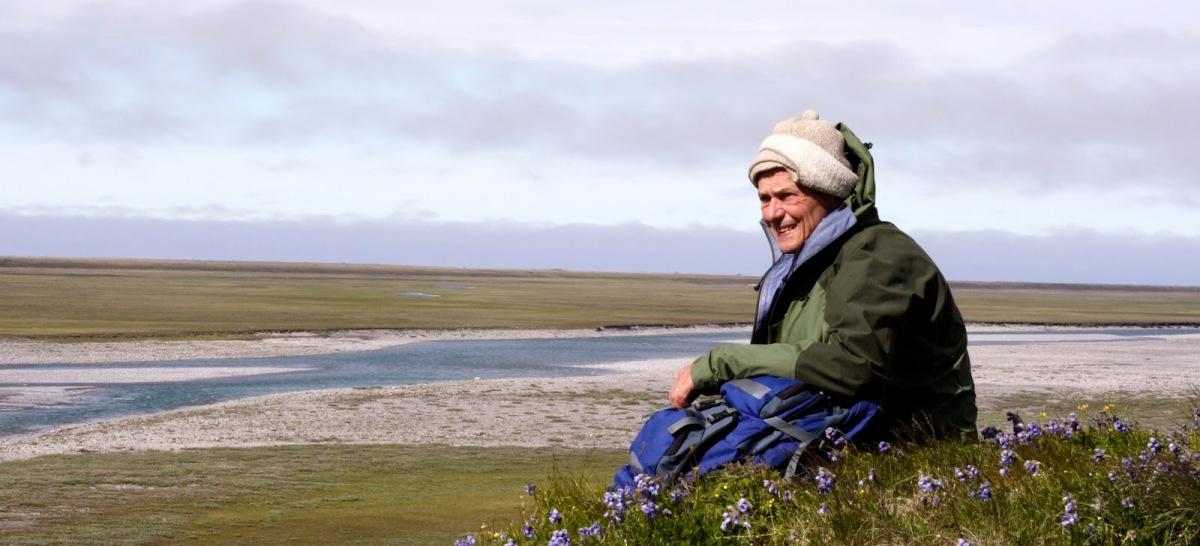 George Schaller Arctic National Wildlife Refuge