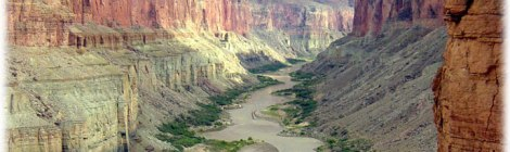 Grand Canyon Colorado River courtesy NPS