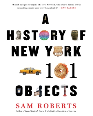 Cover of History of New York 101 Objects