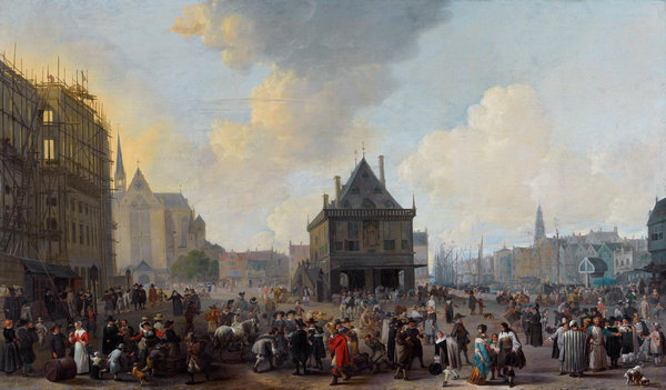 Amsterdam from Amsterdam Museum