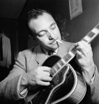 Django Reinhardt Courtesy of Wiki Commons