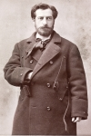 Frederic-Auguste Bartholdi Courtesy of Wiki Commons
