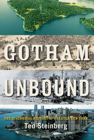 Gotham Unbound cover