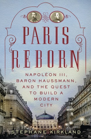Paris Reborn Stephane Kirkland