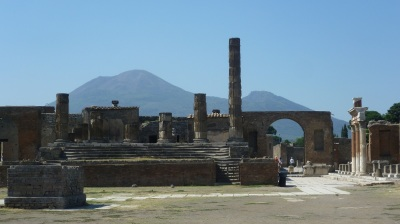 Pompeii's ruins
