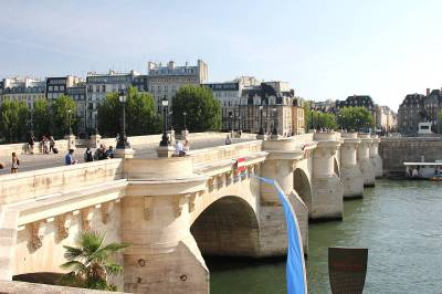 Pont Neuf Paris Courtesy of Travel magazine