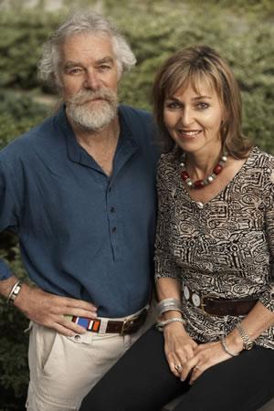 Derek and Beverly Joubert. Courtesy studentfilmakers.com