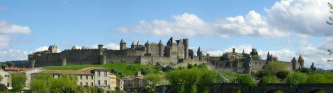Cite de Carcassonne Courtesy of Wiki