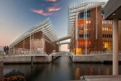 Astrup Fearnley Museum Photo by Nic Lehou