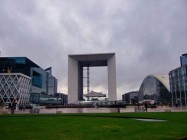 La Defense in Paris