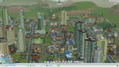 Example from SIM City